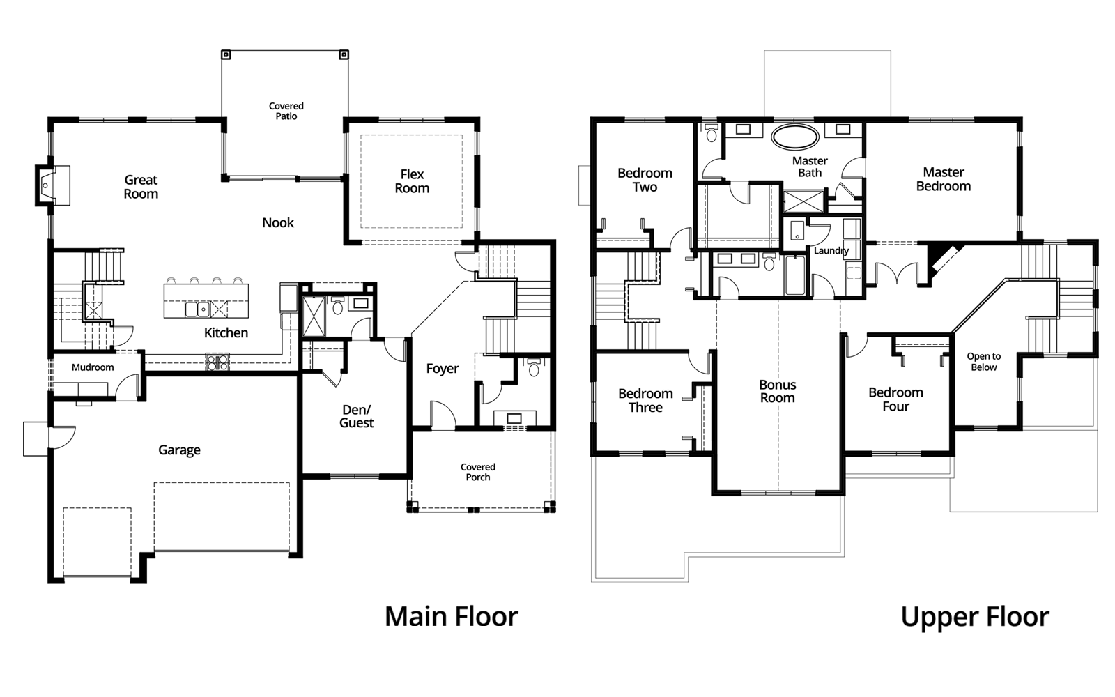 House Plans | Shelton Heights on